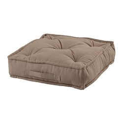 GURLI - Floor cushion, beige