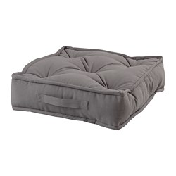 GURLI - Floor cushion, grey