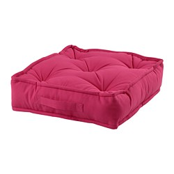 GURLI - Floor cushion, pink
