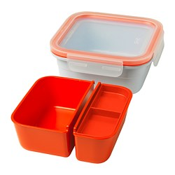 IKEA 365+ - Lunch box with inserts, square