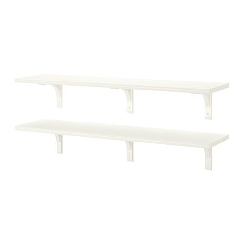 RAMSHULT/BERGSHULT wall shelf combination