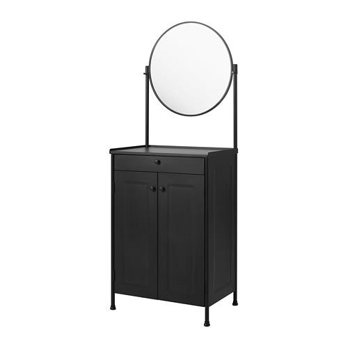KORNSJÖ kabinet dengan cermin