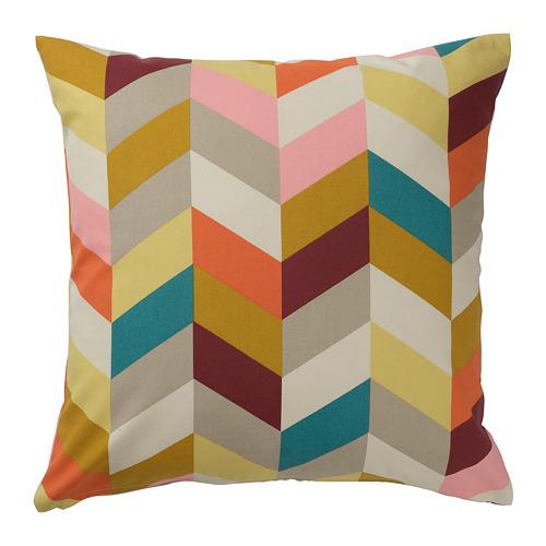 HANNELISE - bantal kursi, aneka warna, 50x50 cm | IKEA Indonesia - PE769949_S4