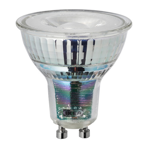 LEDARE bohlam LED GU10 345 lumen