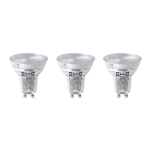 RYET bohlam LED GU10 230 lumen