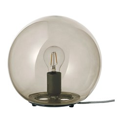 FADO - Table lamp, grey