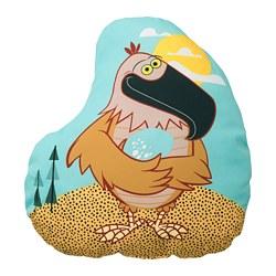LATTJO - Cushion, eagle/multicolour