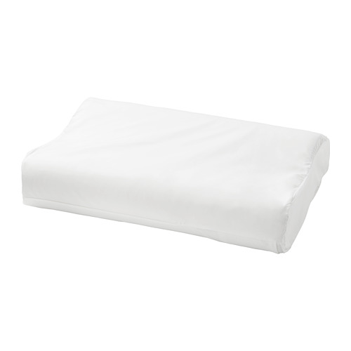 RÖLLEKA pillowcase for memory foam pillow