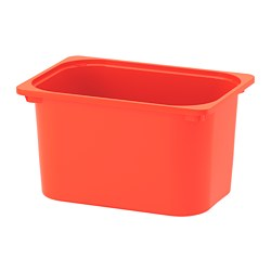 TROFAST - Storage box, orange