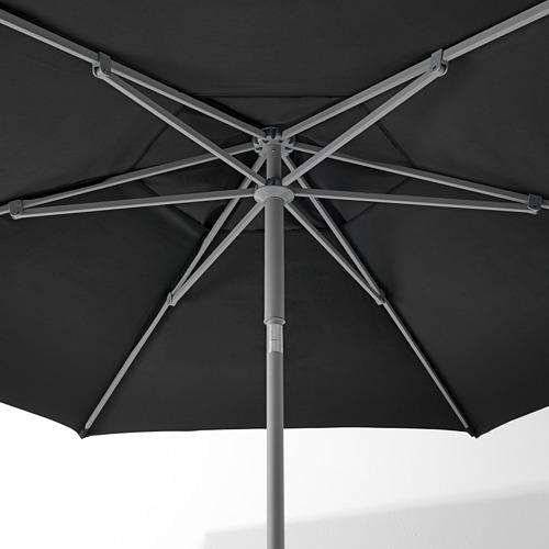 KUGGÖ/LINDÖJA tenda payung dengan dasar