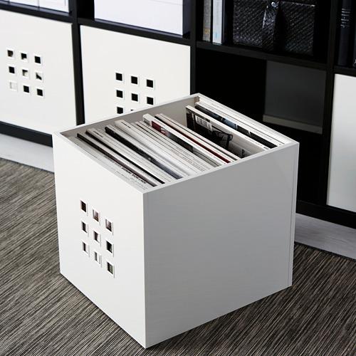 LEKMAN - kotak, putih, 33x37x33 cm   IKEA Indonesia - PE575334_S4