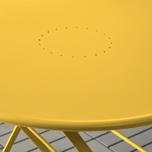 SALTHOLMEN meja, luar ruang