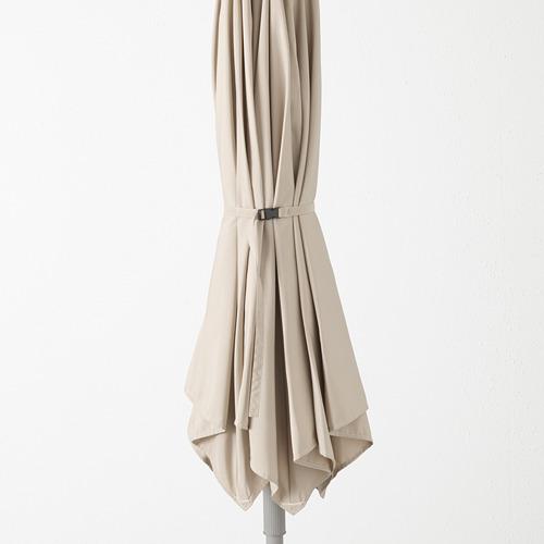LINDÖJA/KUGGÖ tenda payung dengan dasar