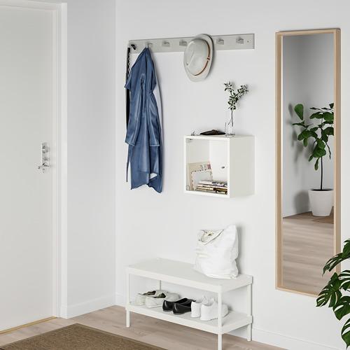 EKET - kabinet dinding dengan pintu kaca, putih, 35x25x35 cm   IKEA Indonesia - PE770351_S4