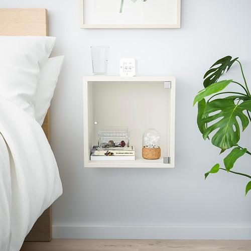 EKET - kabinet dinding dengan pintu kaca, putih, 35x25x35 cm   IKEA Indonesia - PE770352_S4