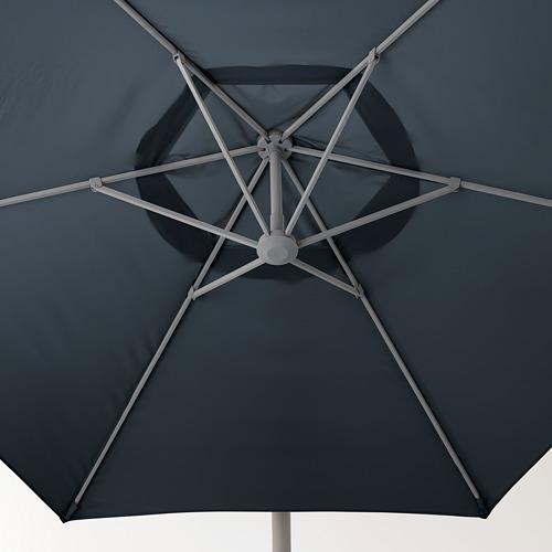 LINDÖJA/OXNÖ tenda payung, gantung