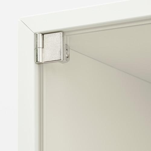 EKET - kabinet dinding dengan pintu kaca, putih, 35x25x35 cm   IKEA Indonesia - PE770356_S4