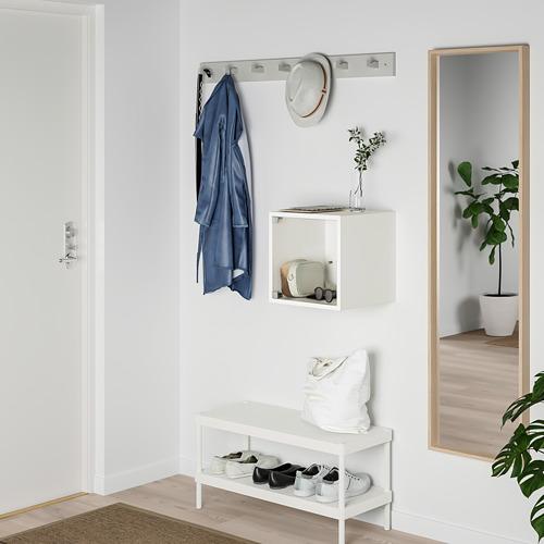 EKET - kabinet dinding dengan pintu kaca, putih, 35x35x35 cm   IKEA Indonesia - PE770371_S4