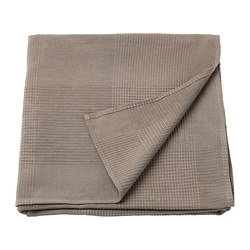 INDIRA - Bedspread, light brown