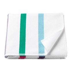 FOSKÅN - Bath towel, multicolour