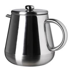 ANRIK - Coffee/tea maker, stainless steel