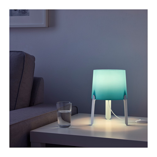 TVÄRS table lamp