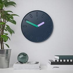 SLIPSTEN - Jam dinding, biru tua