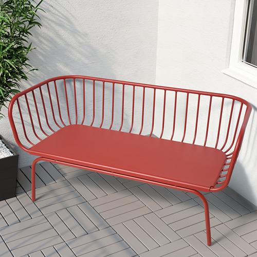 BRUSEN sofa 3 dudukan, luar ruang