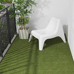 RUNNEN - Dek lantai, luar ruang, rumput tiruan