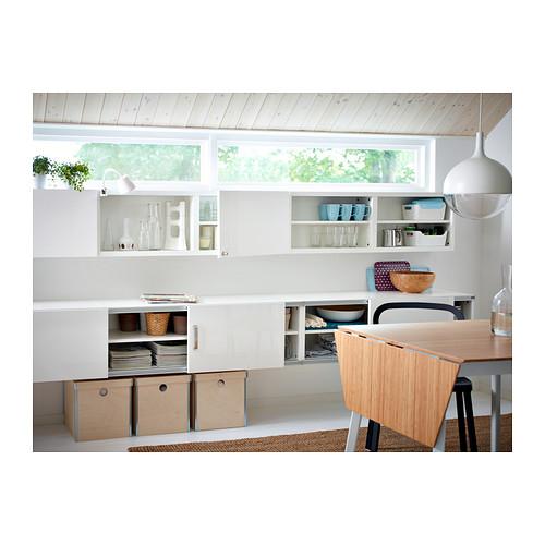 IKEA PS 2012 meja dengan daun meja lipat