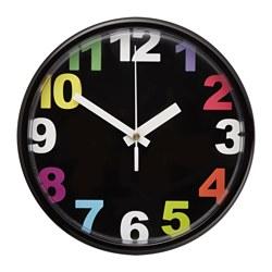 JYCKE - Wall clock, multicolour