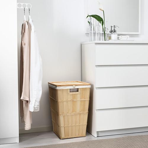 BRANKIS - keranjang laundry, 50 l | IKEA Indonesia - PE610990_S4