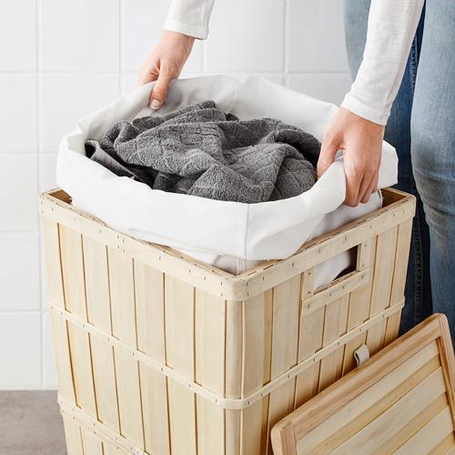 BRANKIS - keranjang laundry, 50 l | IKEA Indonesia - PE610992_S4