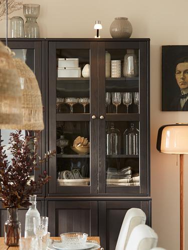 LINDSHULT - lampu kabinet LED, dilapisi nikel | IKEA Indonesia - PH176791_S4