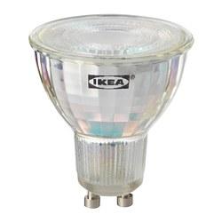 TRÅDFRI - Bohlam LED GU10 400 lumen, dapat diredupkan secara wireless spektrum putih