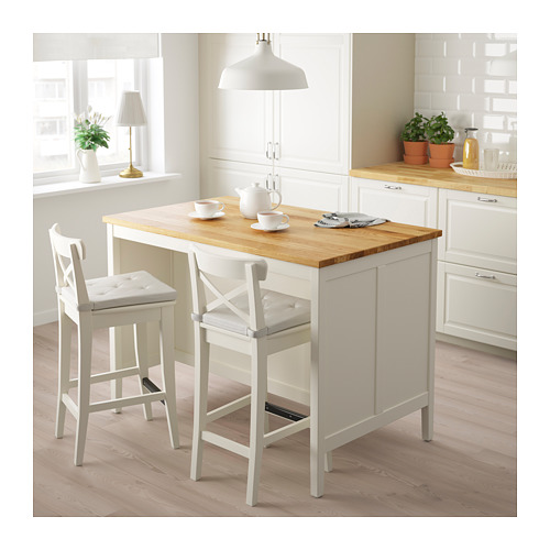 TORNVIKEN kitchen island