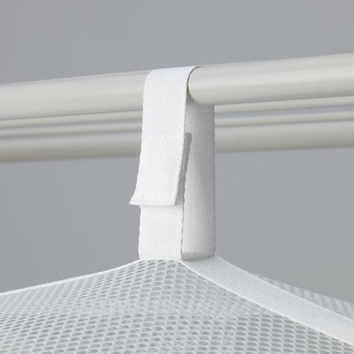SLIBB - pengering gantung, 2 tingkat, jala/putih | IKEA Indonesia - PE733272_S4