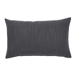 HILLARED - Cushion cover, anthracite