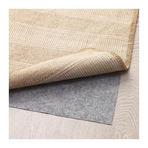 KLEJS karpet, anyaman datar