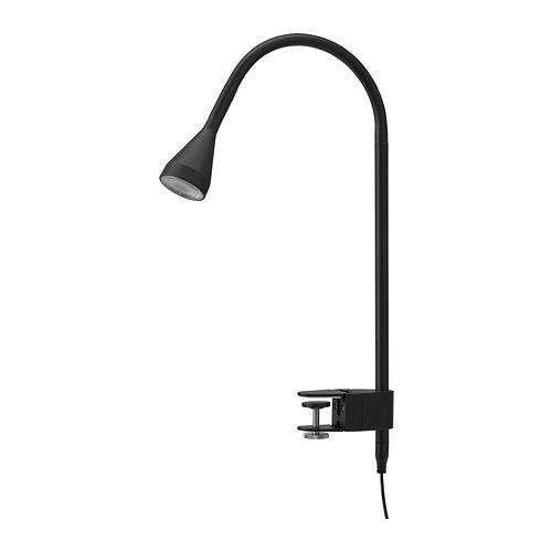 NÄVLINGE LED wall/clamp spotlight