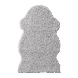 FÅRDRUP - Rug, grey