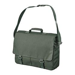 DRÖMSÄCK - Messenger bag, olive-green