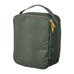 DRÖMSÄCK - Tas perlengkapan mandi, hijau-zaitun