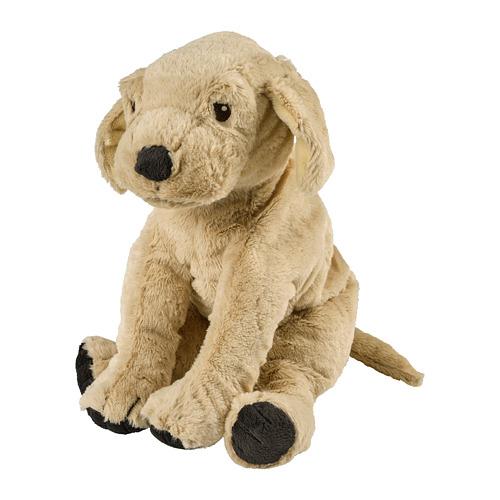 GOSIG GOLDEN - soft toy, dog/golden retriever, 40 cm | IKEA Indonesia - PE727367_S4