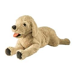 GOSIG GOLDEN - Boneka, anjing/golden retriever, 70 cm