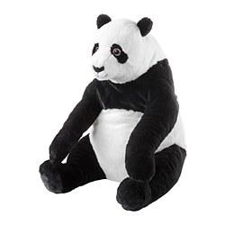 DJUNGELSKOG - Boneka, panda