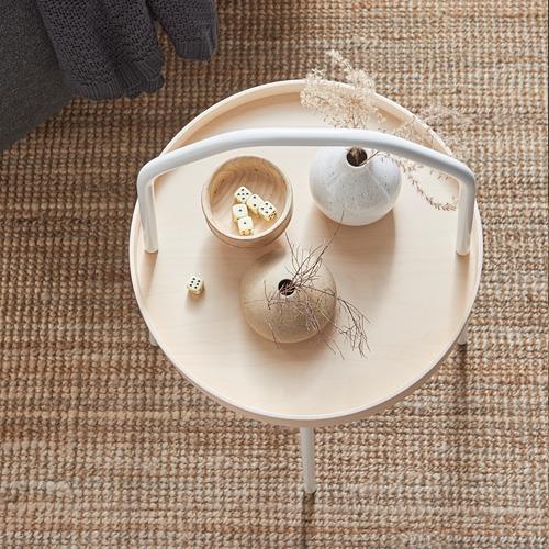 BURVIK - meja samping, putih, 38 cm | IKEA Indonesia - PH163577_S4