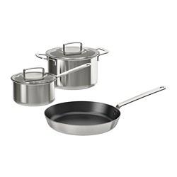 IKEA 365+ - Peralatan masak, set isi 5