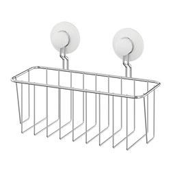 IMMELN - Keranjang alat mandi, dilapisi seng