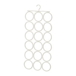 KOMPLEMENT - Multi-use hanger, white